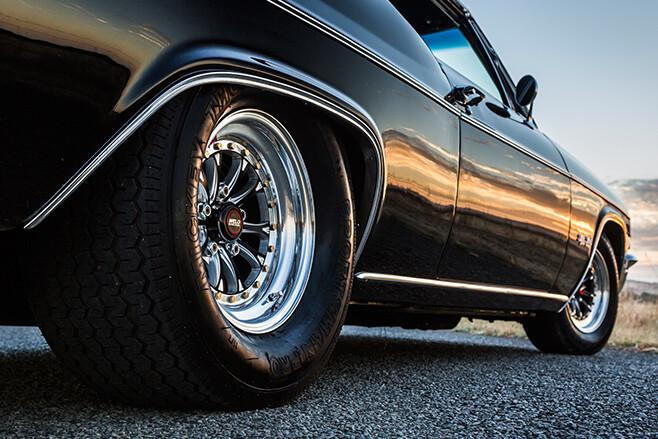 chev impala wheels