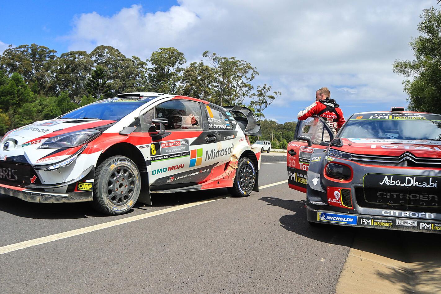 Rally Australia TR 7 Jpg