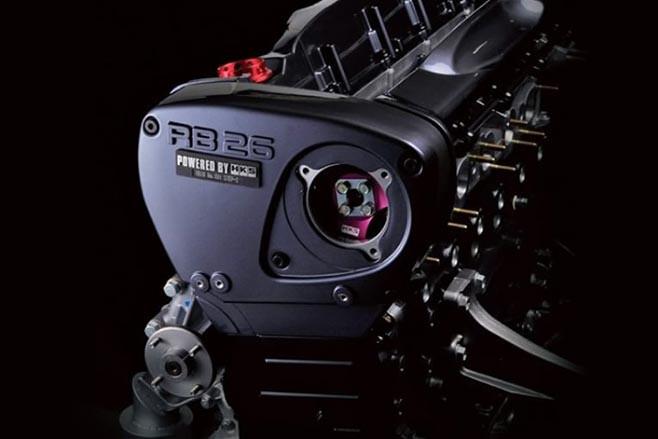 Nissan RB26DETT by HKS
