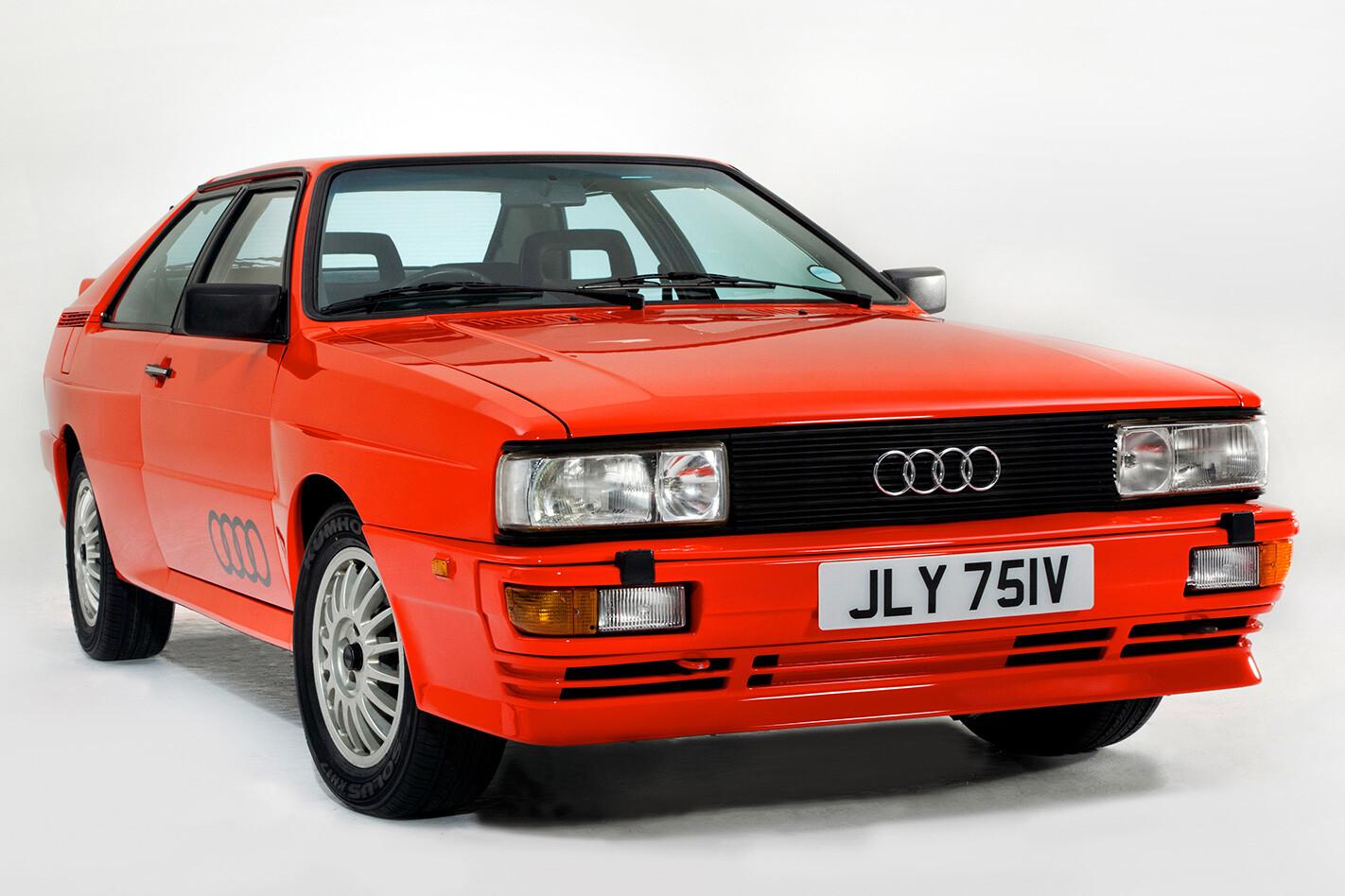 65 Years Audi Quattro Jpg