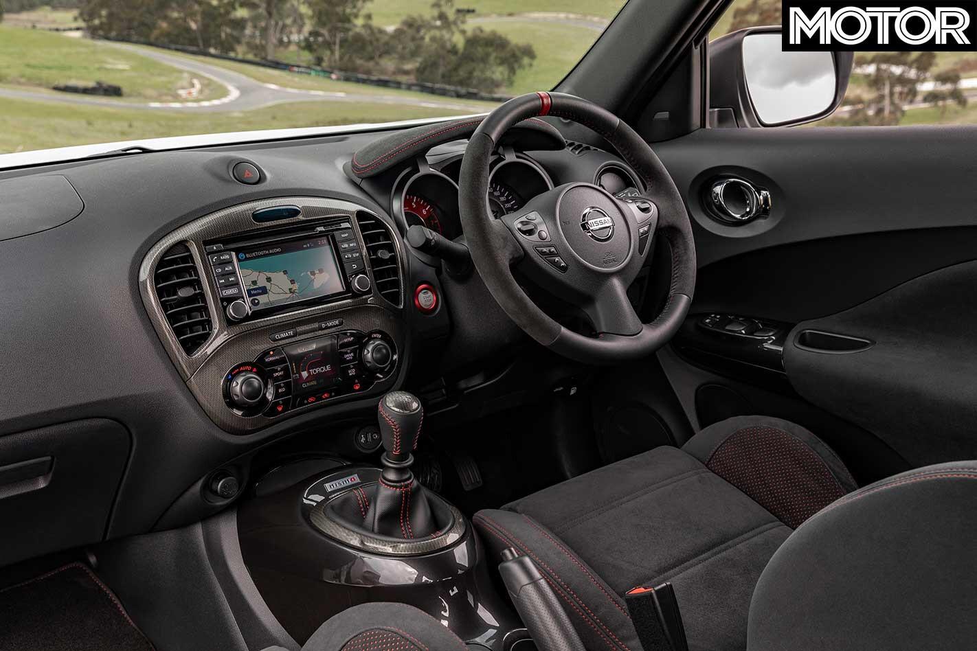 2018 Nissan Juke Nismo RS Interior Jpg