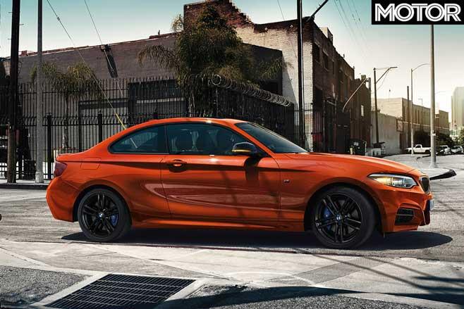 2019 BMW M 240 I Side Jpg