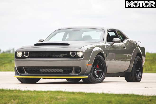 RM Sothebys Auction Elkhart Car Collection Dodge Challenger Demon Jpg