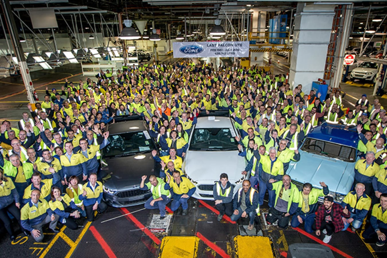Goodbye -ford -factory
