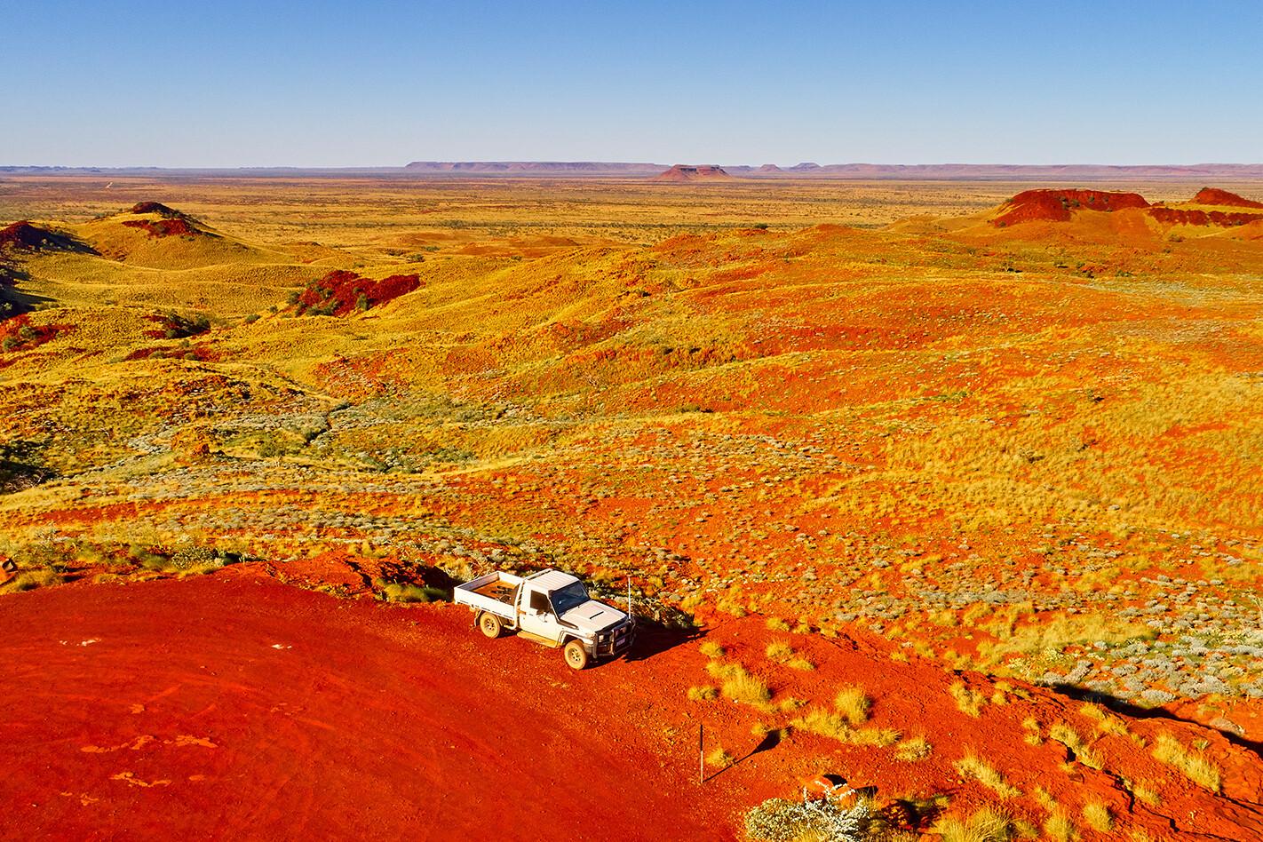 Western Australia Pilbara region