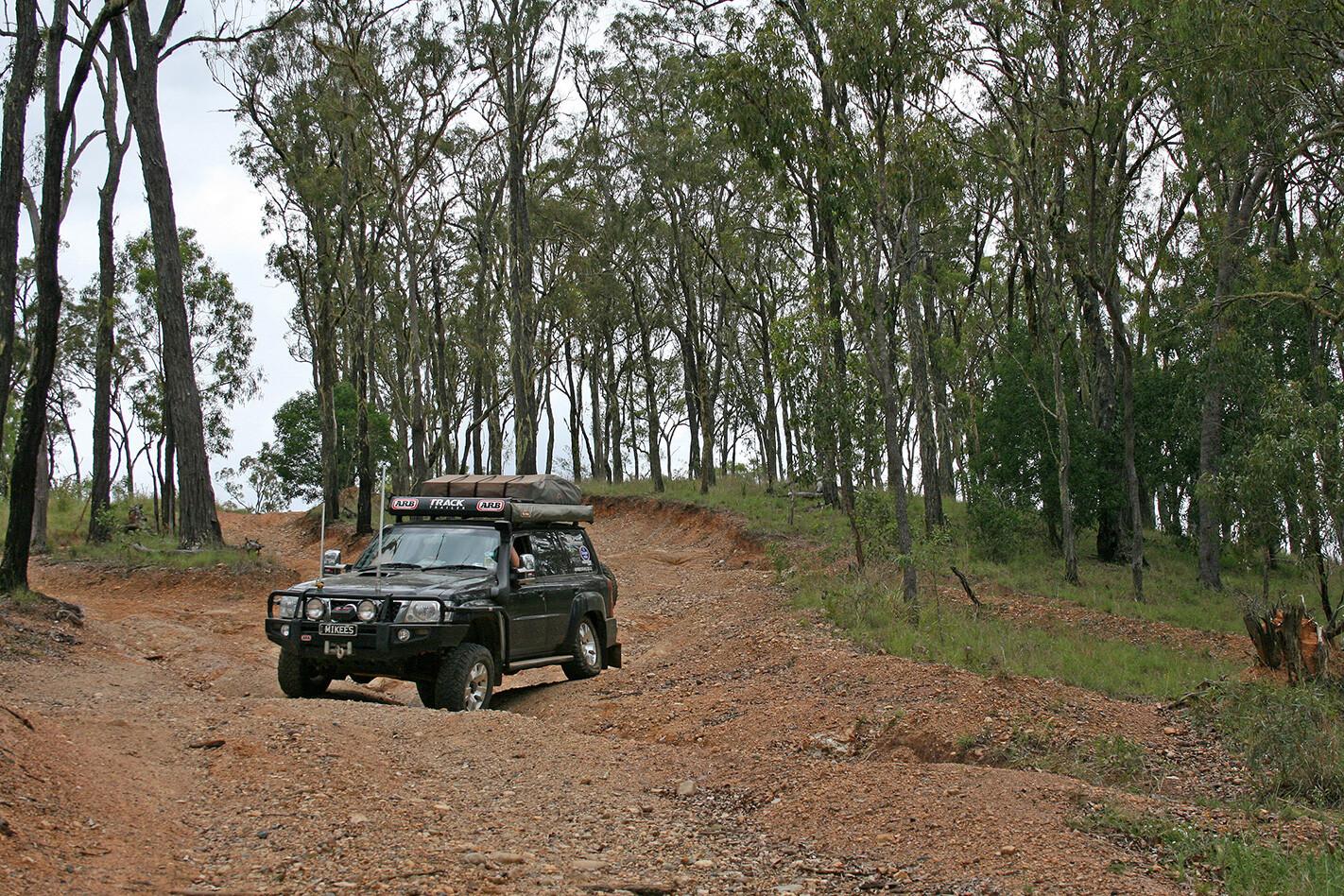 Nissan GU Patrol tourer  rough terrain.jpg