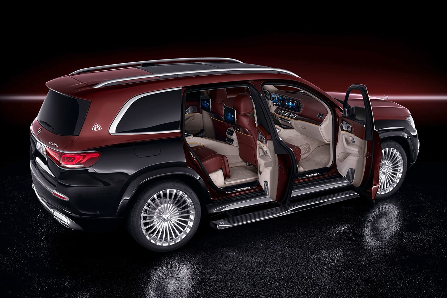 Mercedes-Maybach GLS600 revealed