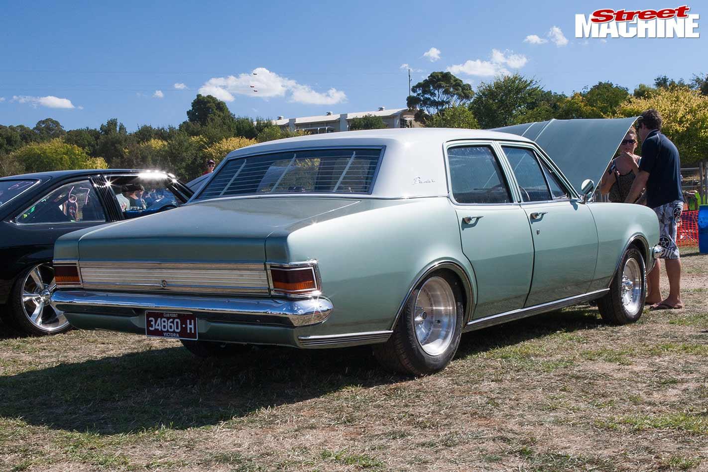 LS1 powered Holden HG Premier