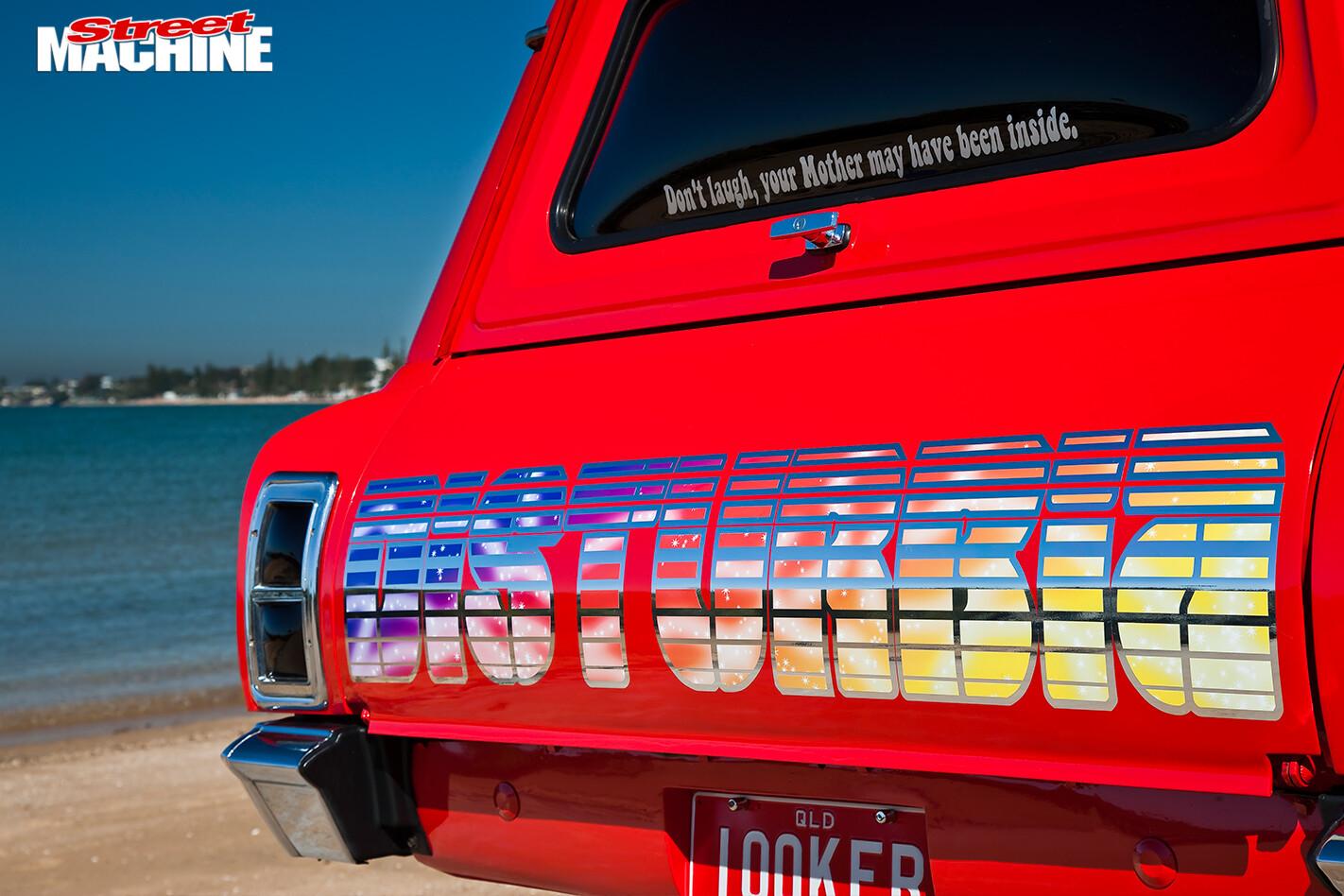 Chrysler -panel -van -rear