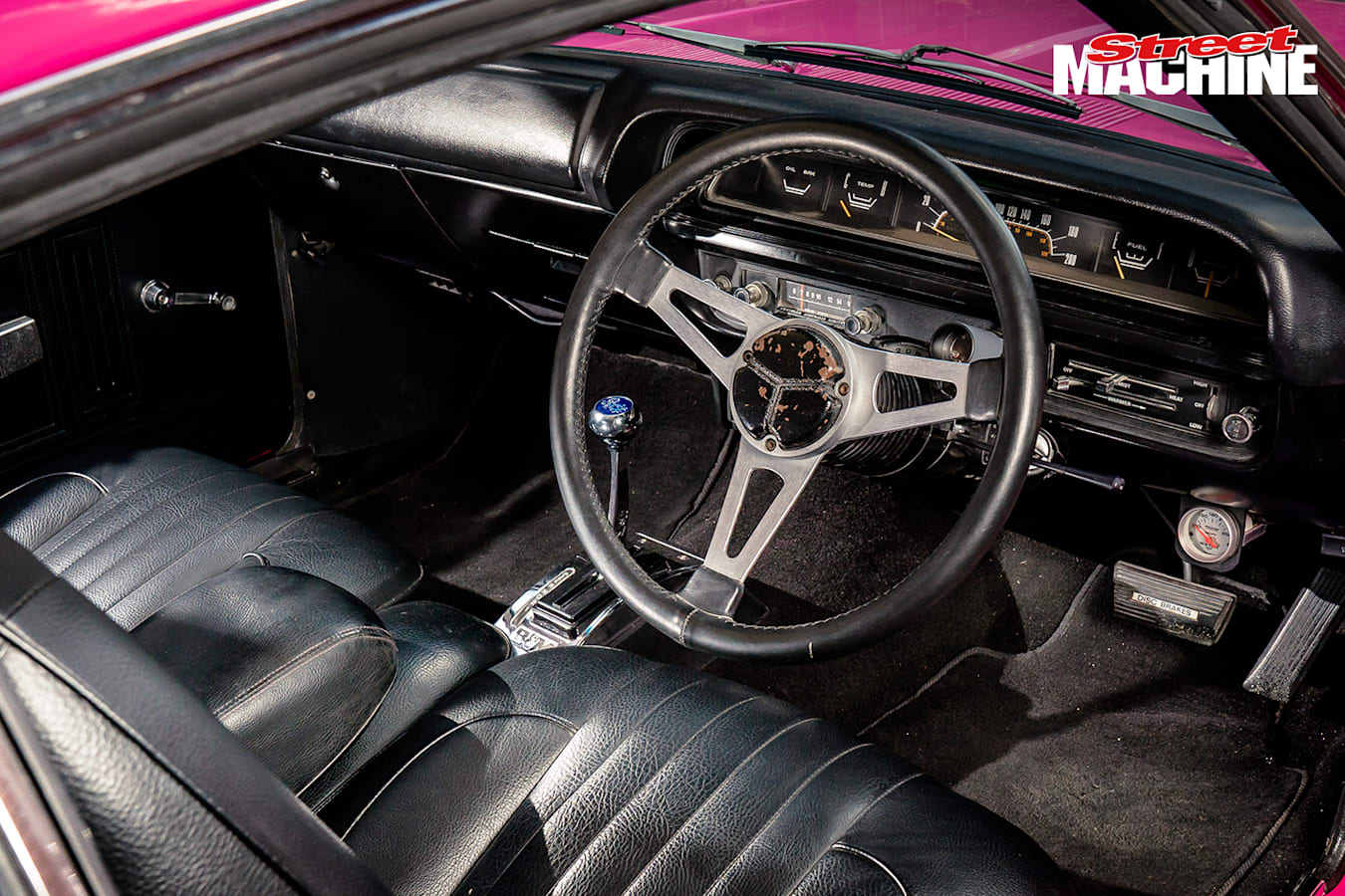 Chrysler Valiant Charger XL Pink 4 Nw Jpg