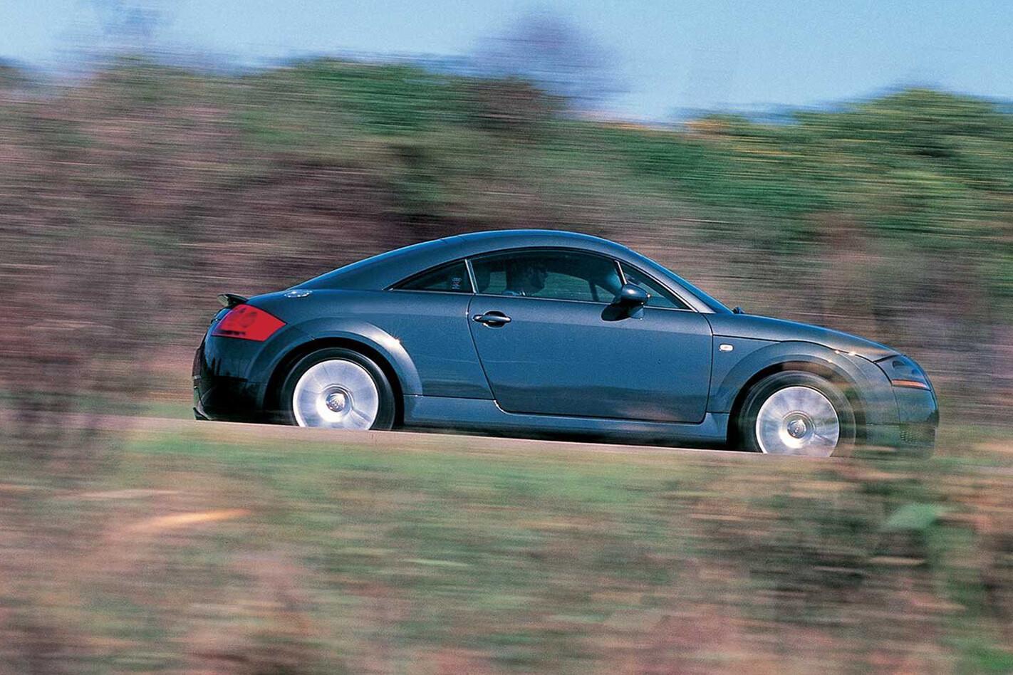 Audi Tt First Gen Side Jpg