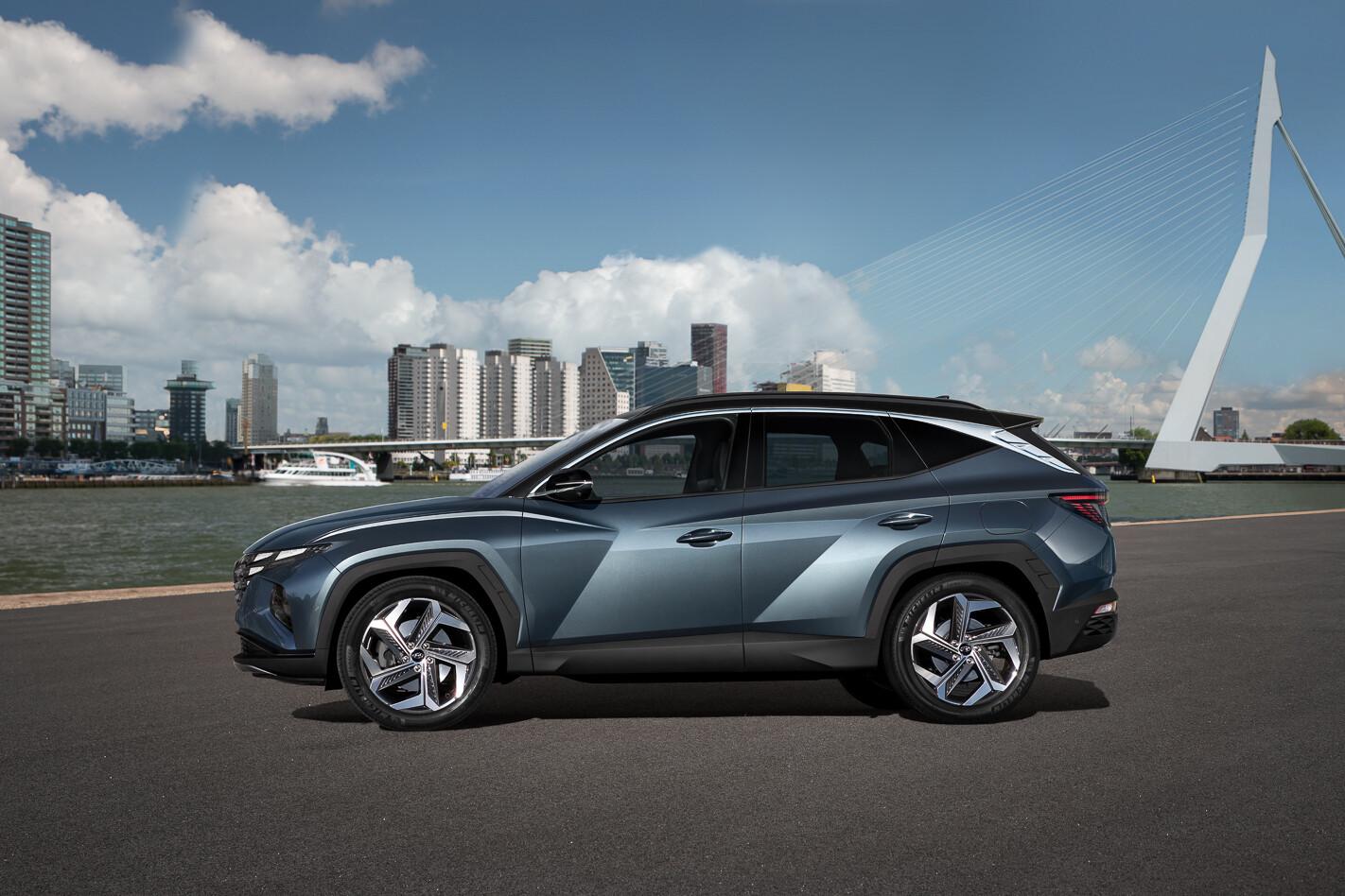 All New Hyundai Tucson SWB 03 Jpg