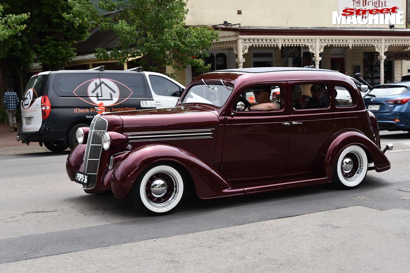 1936 Dodge sedan