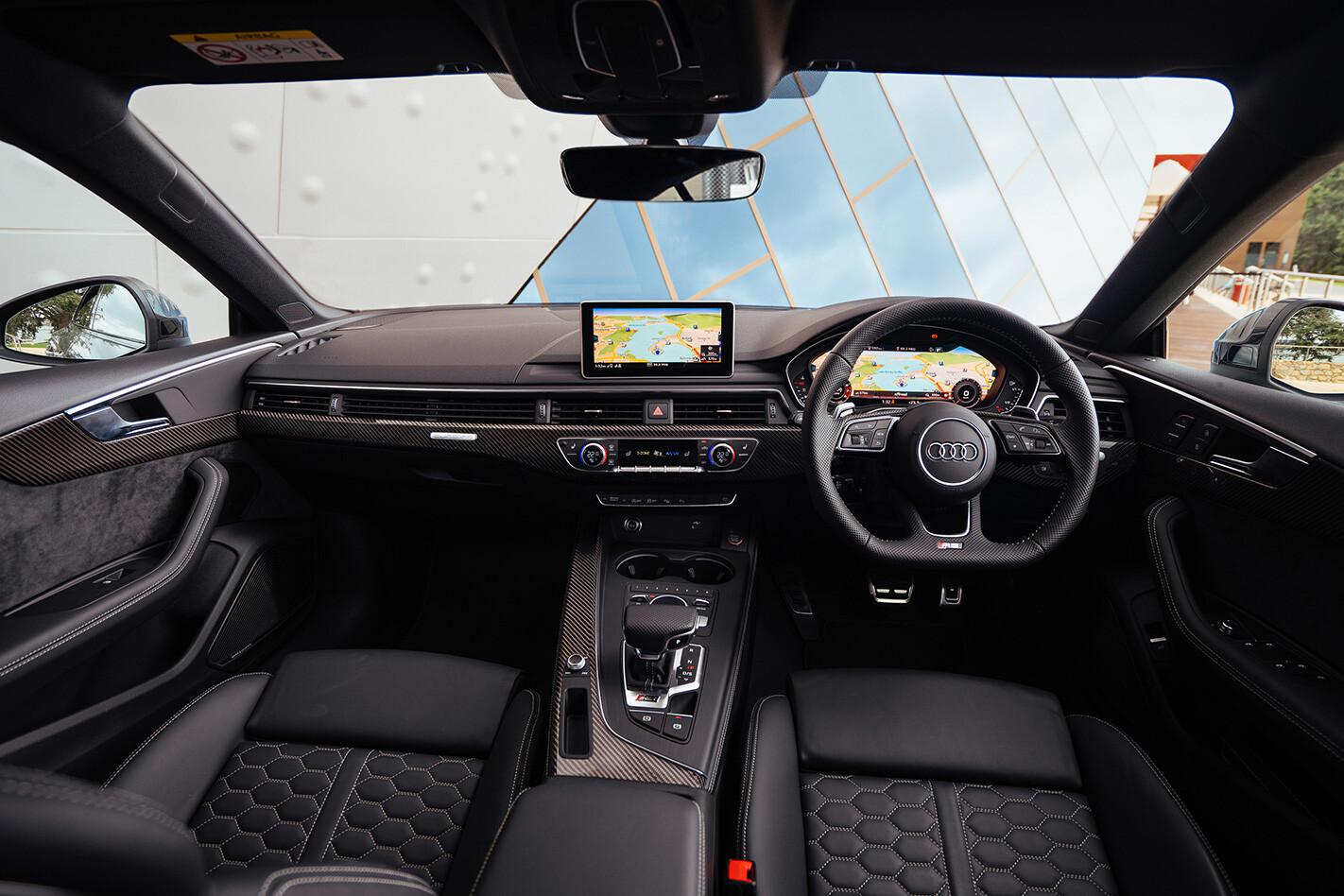 Audi Rs 5 Interior Jpg