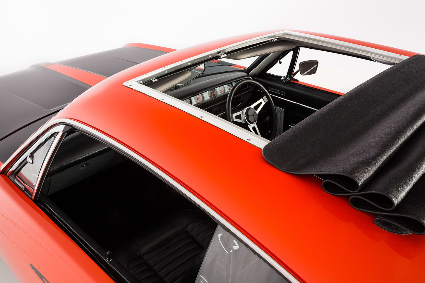 Chrysler Charger sunroof