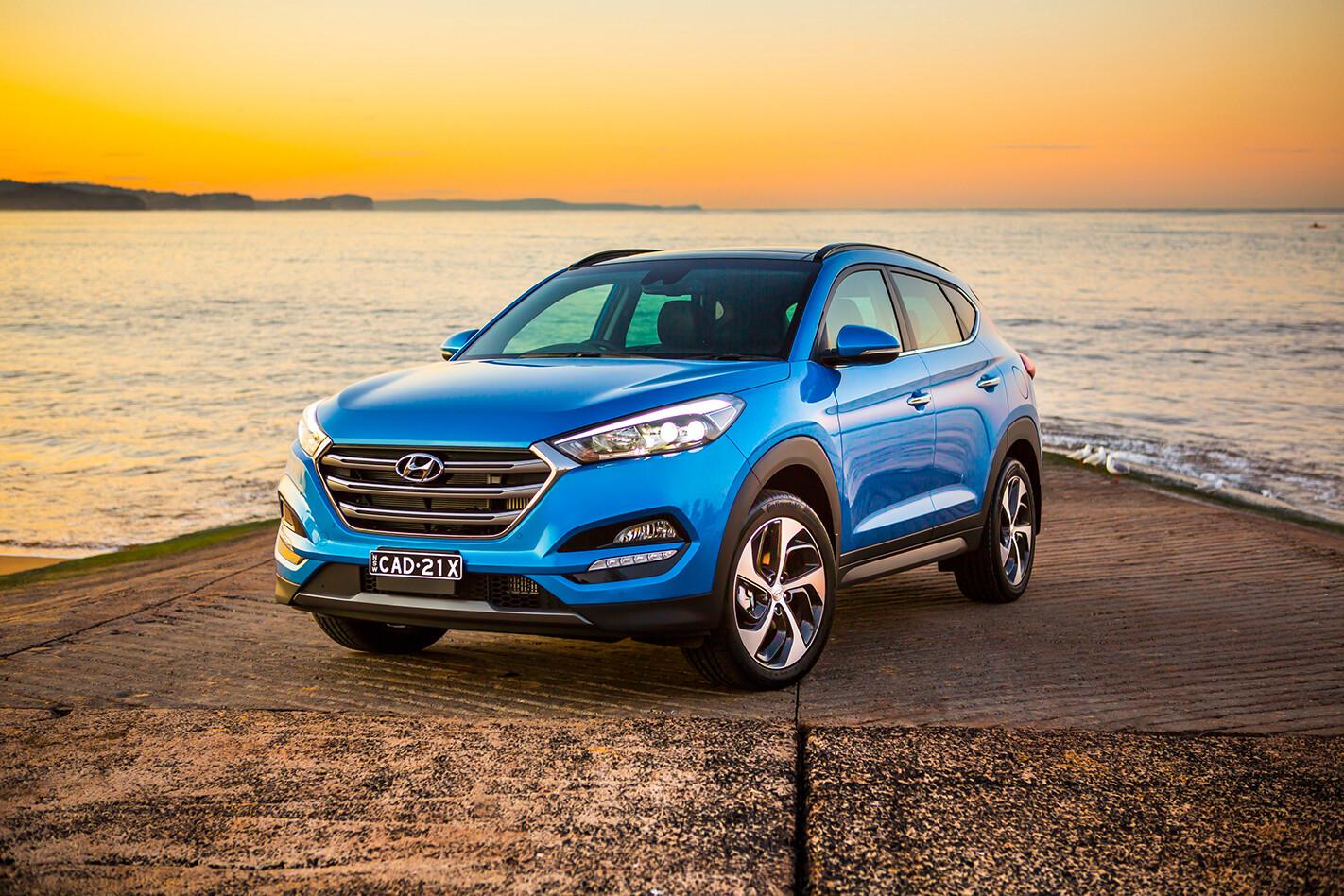 2015 Hyundai Tucson review