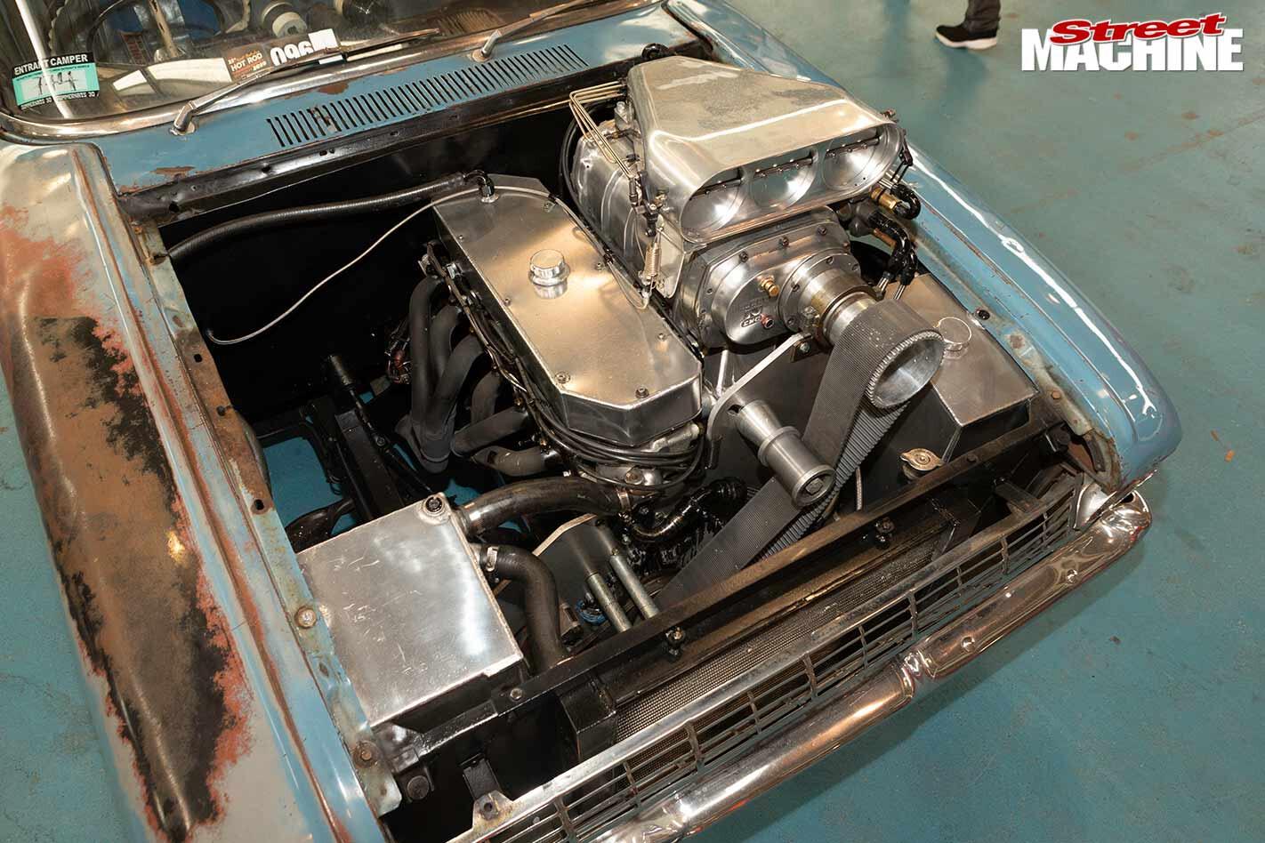Ford XL falcon ute