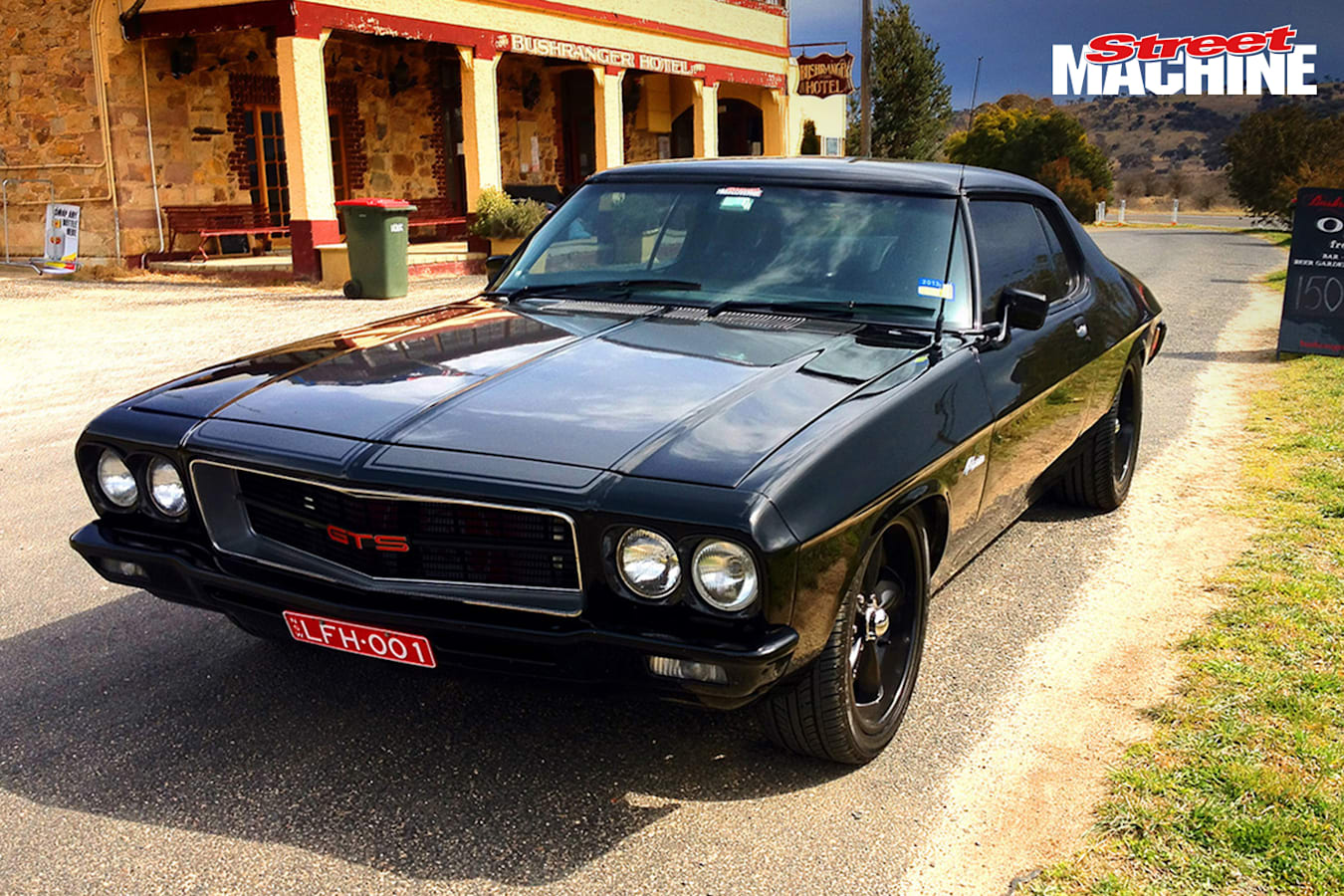 HQ Holden Monaro 2 Nw