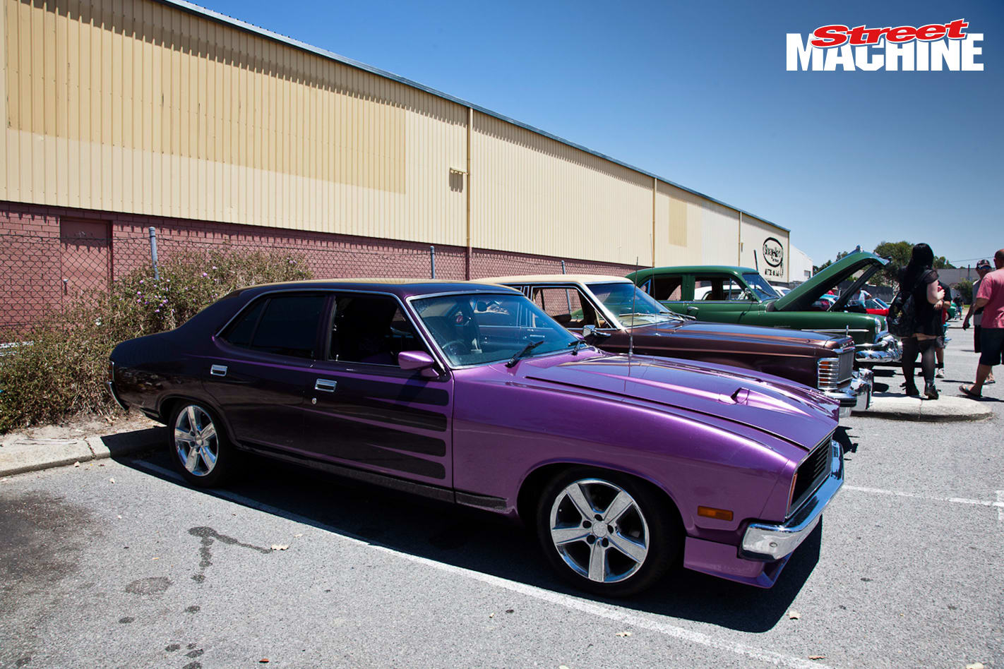 Ford XC Falcon 18 Nw