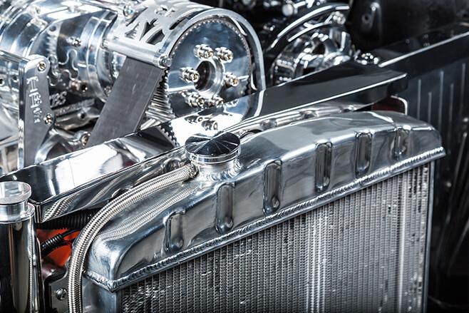 Chevrolet 150 radiator