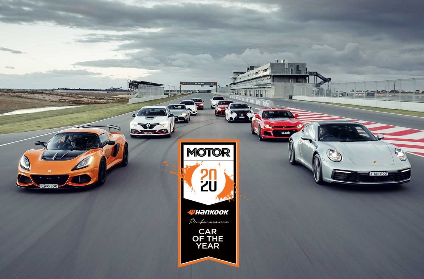Performance Car of the Year 2020 Track Test