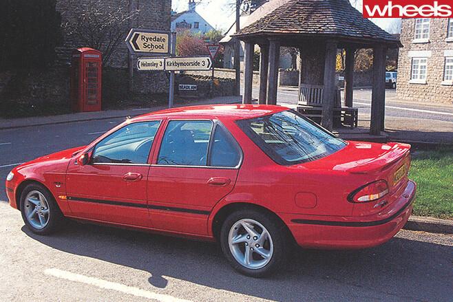 1995-Ford -Falcon -XR6