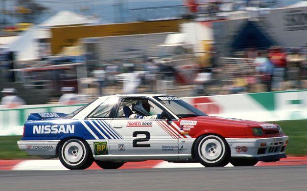 Nissan HR31 Skyline touring car Australia