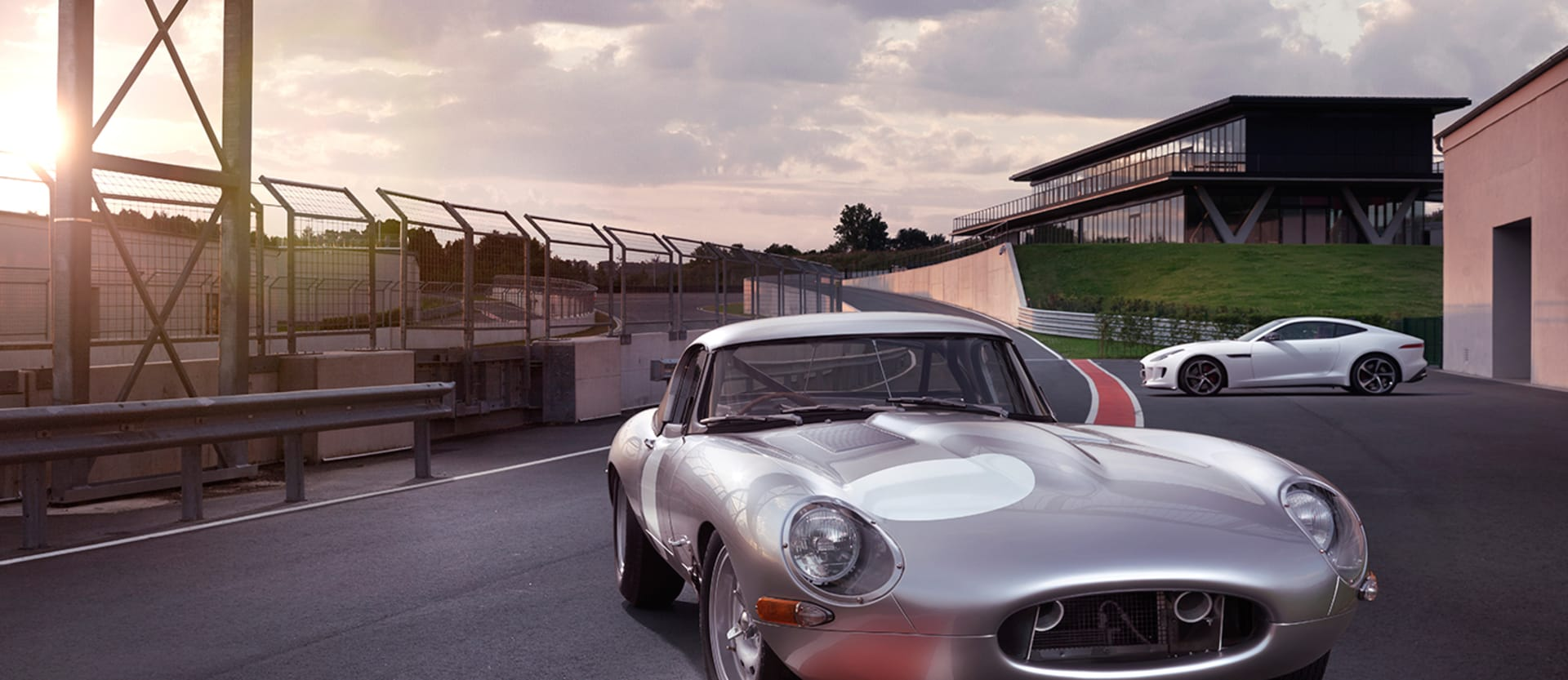 Jag's 'lost'  E-Type racers to roll again