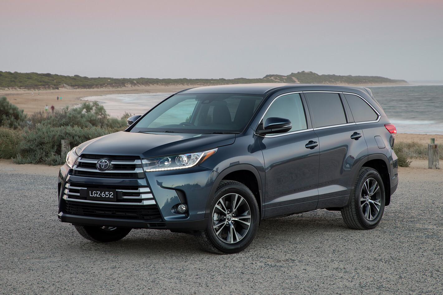 Toyota Kluger Gx Jpg
