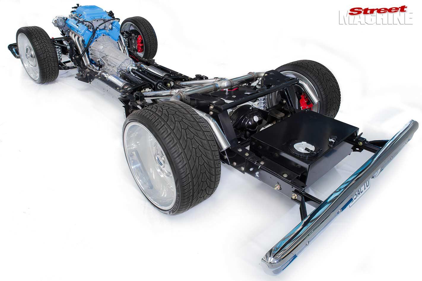 Chev C10 build