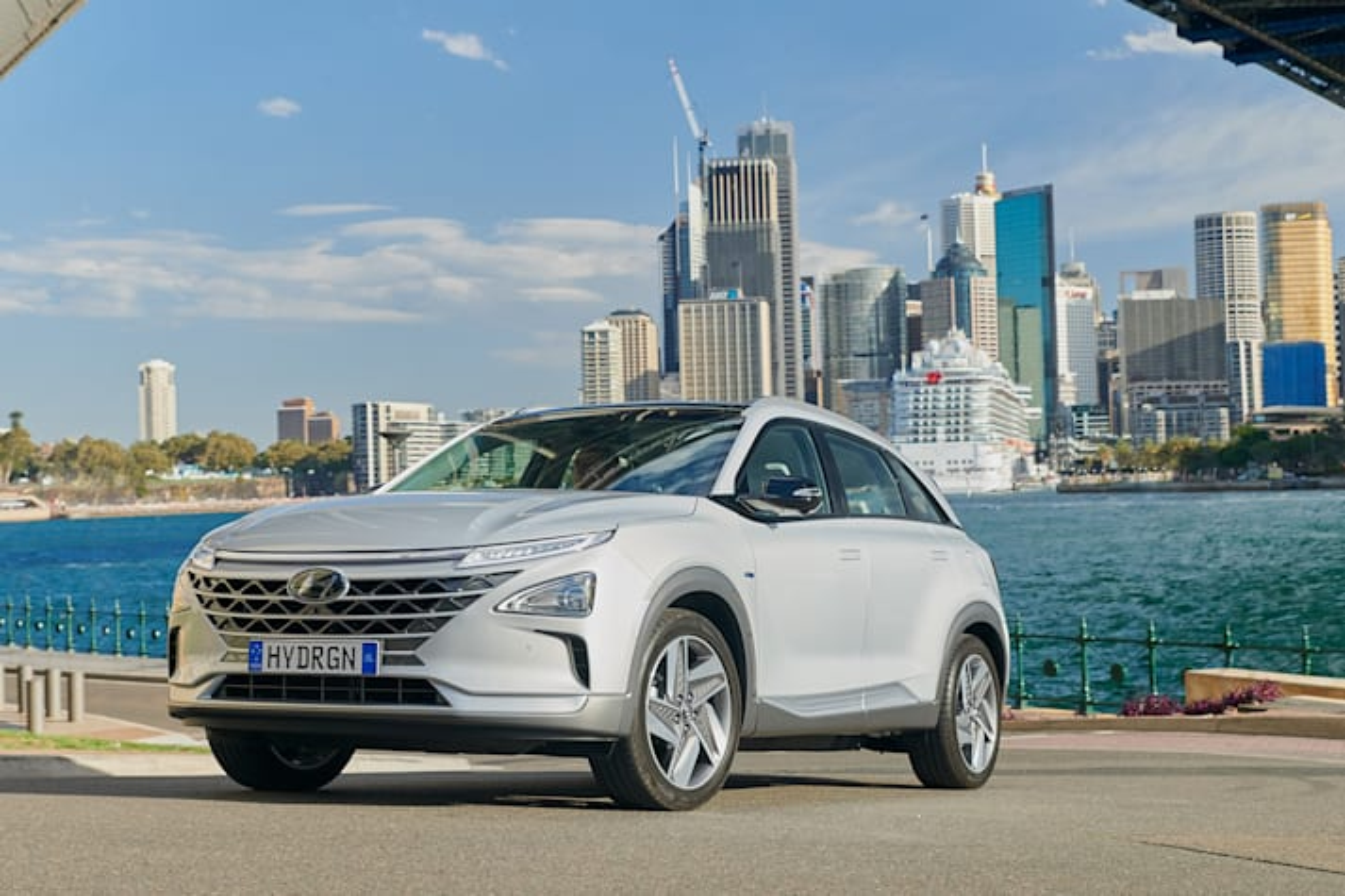 Hyundai Nexo Australia