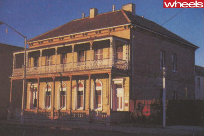 Australian -house