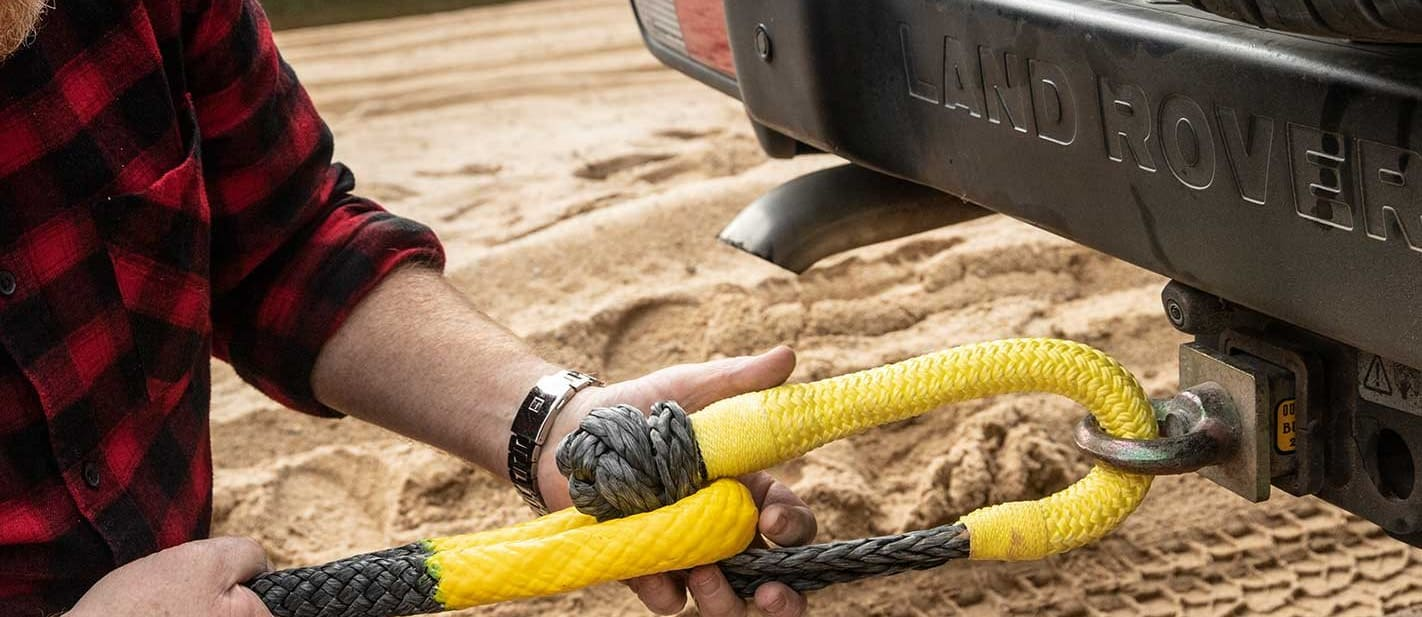 4x4 kinetic recovery ropes benefits