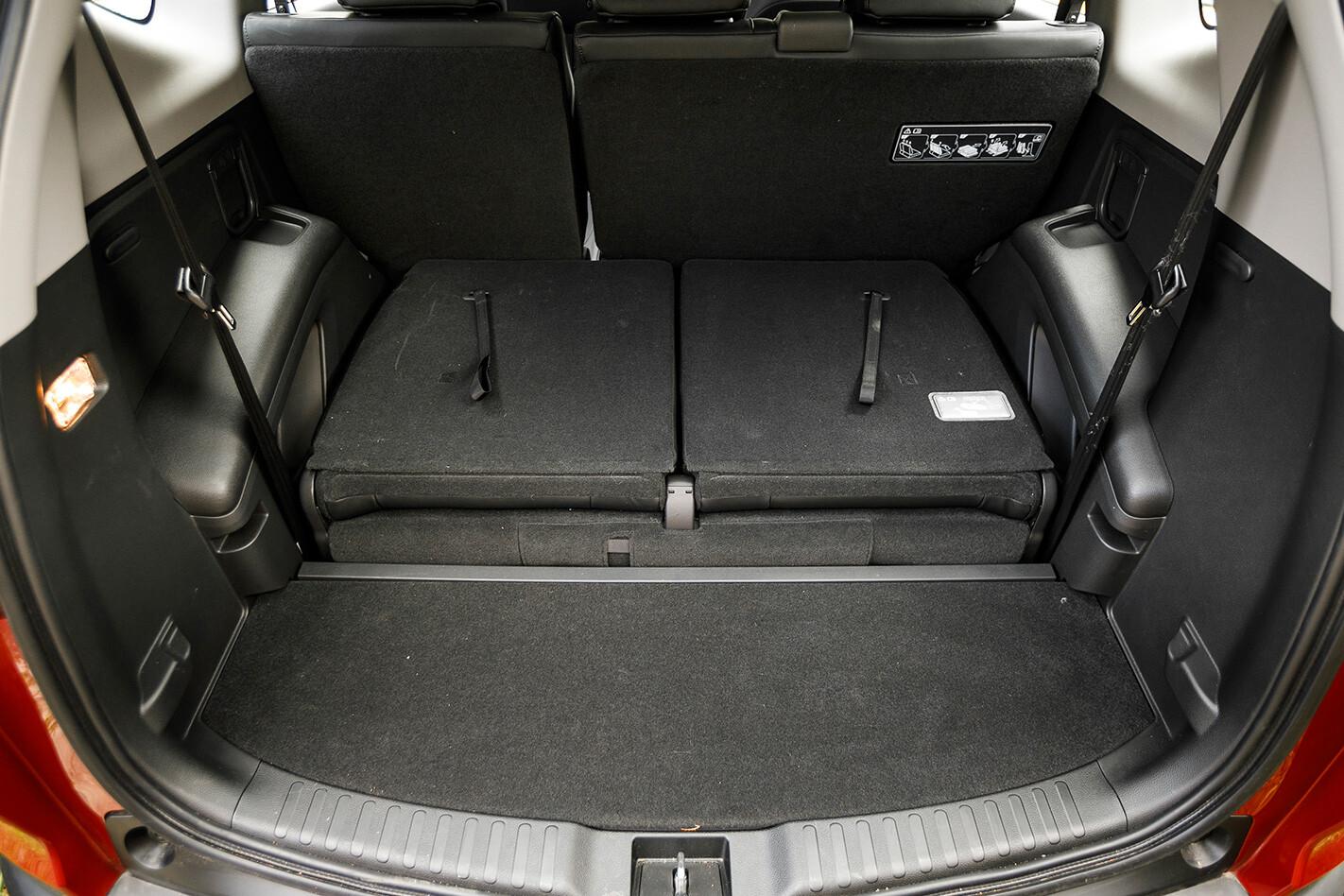 Honda CR V VTi L boot