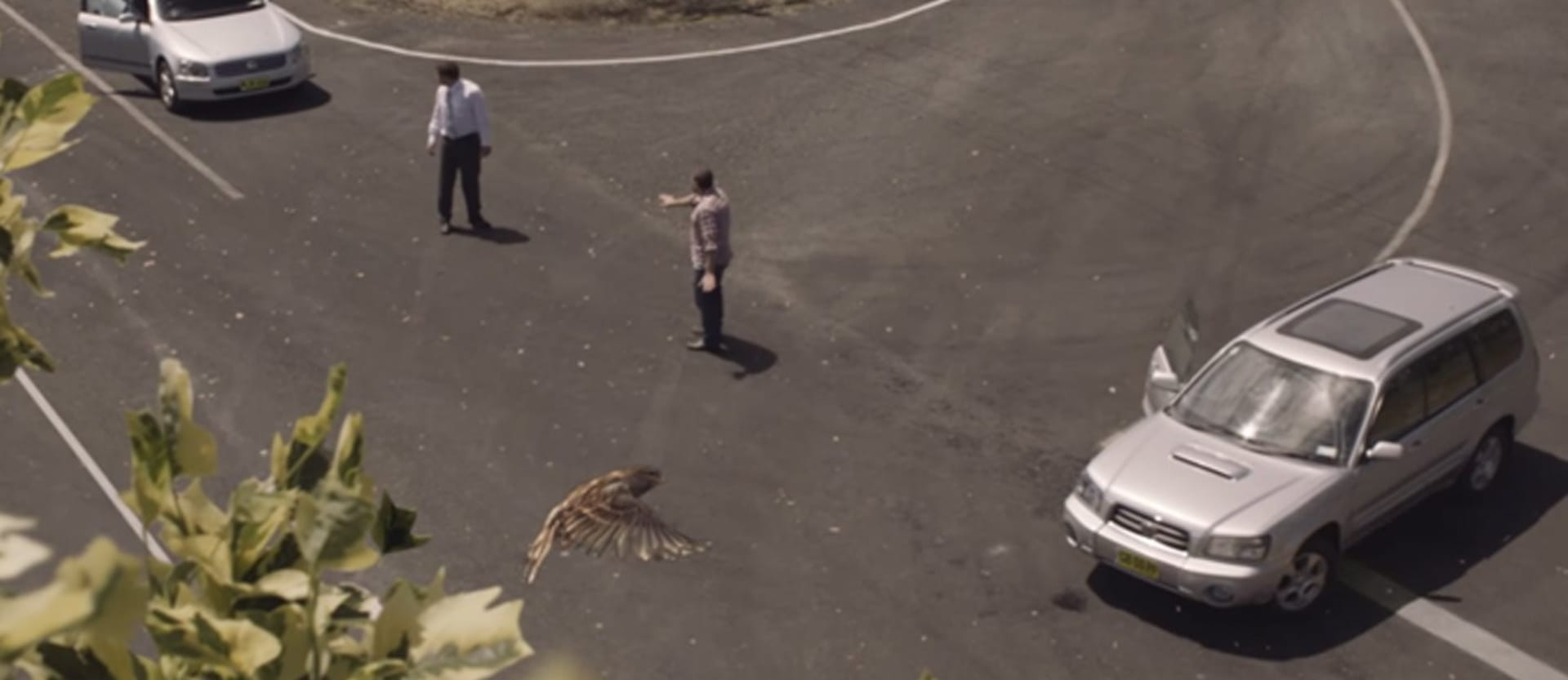 The latest NSW road safety ad is a farce