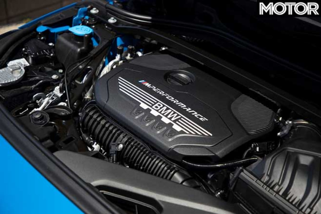 BMW M 135 I X Drive Engine Jpg