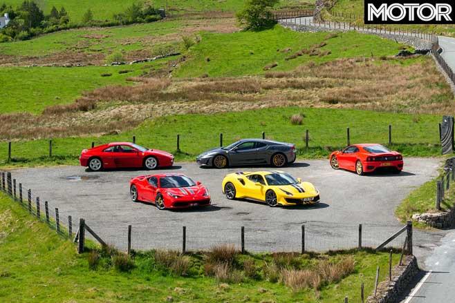Track Focused Mid Engine V 8 Ferrari Specifications Jpg