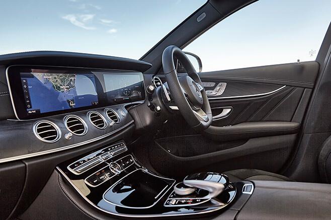 Mercedes-AMG E43 Interior - Passenger's Side