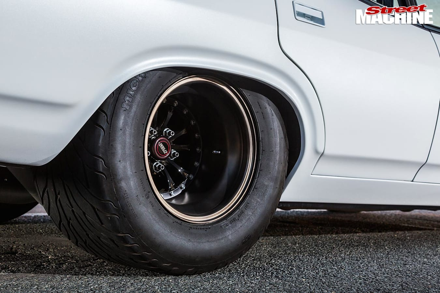 Ford Falcon XB wheels
