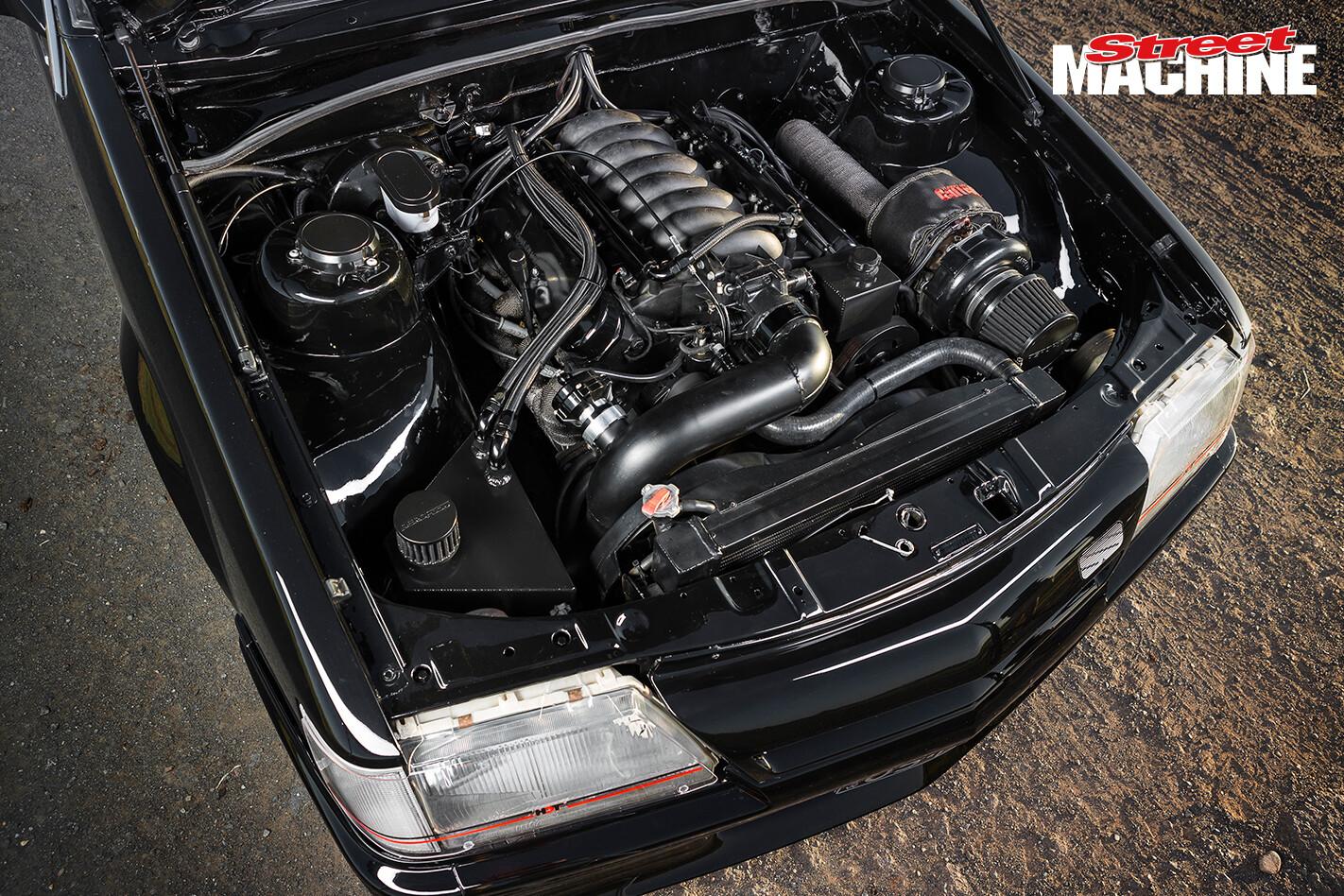 VK Commodore Brocky LS 1 Turbo Engine 1 Nw Jpg