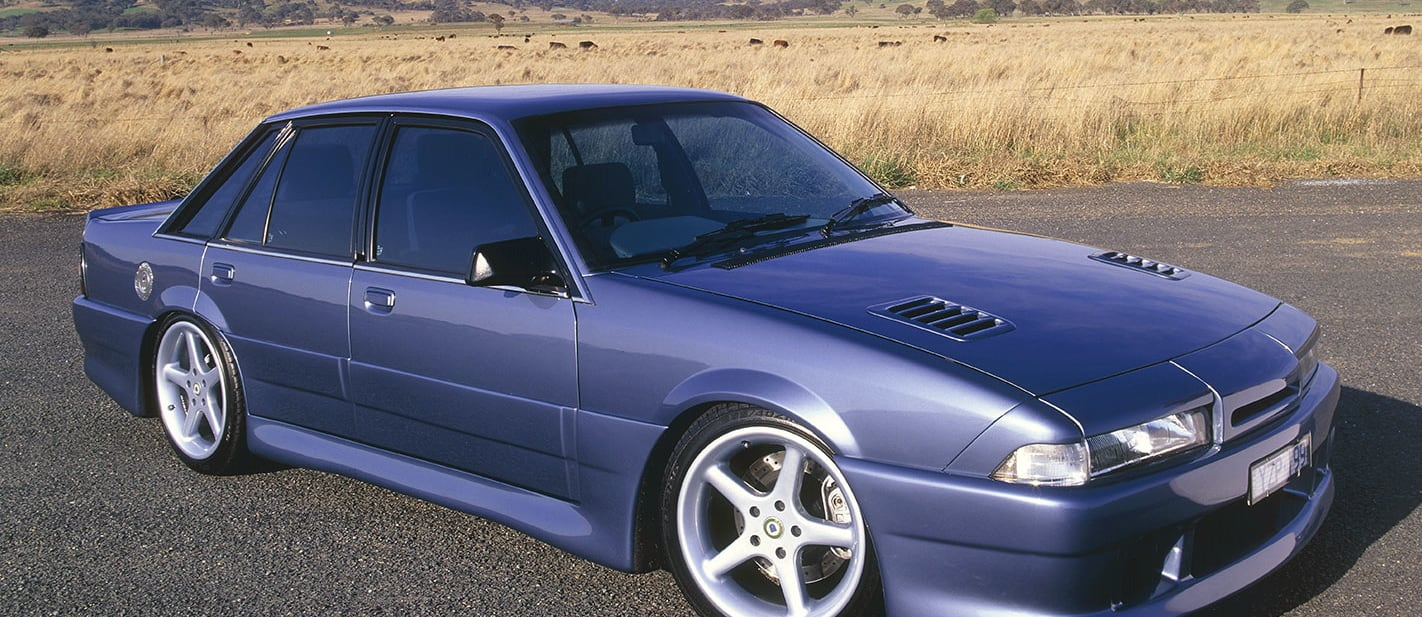holden vl commodore 2 nw