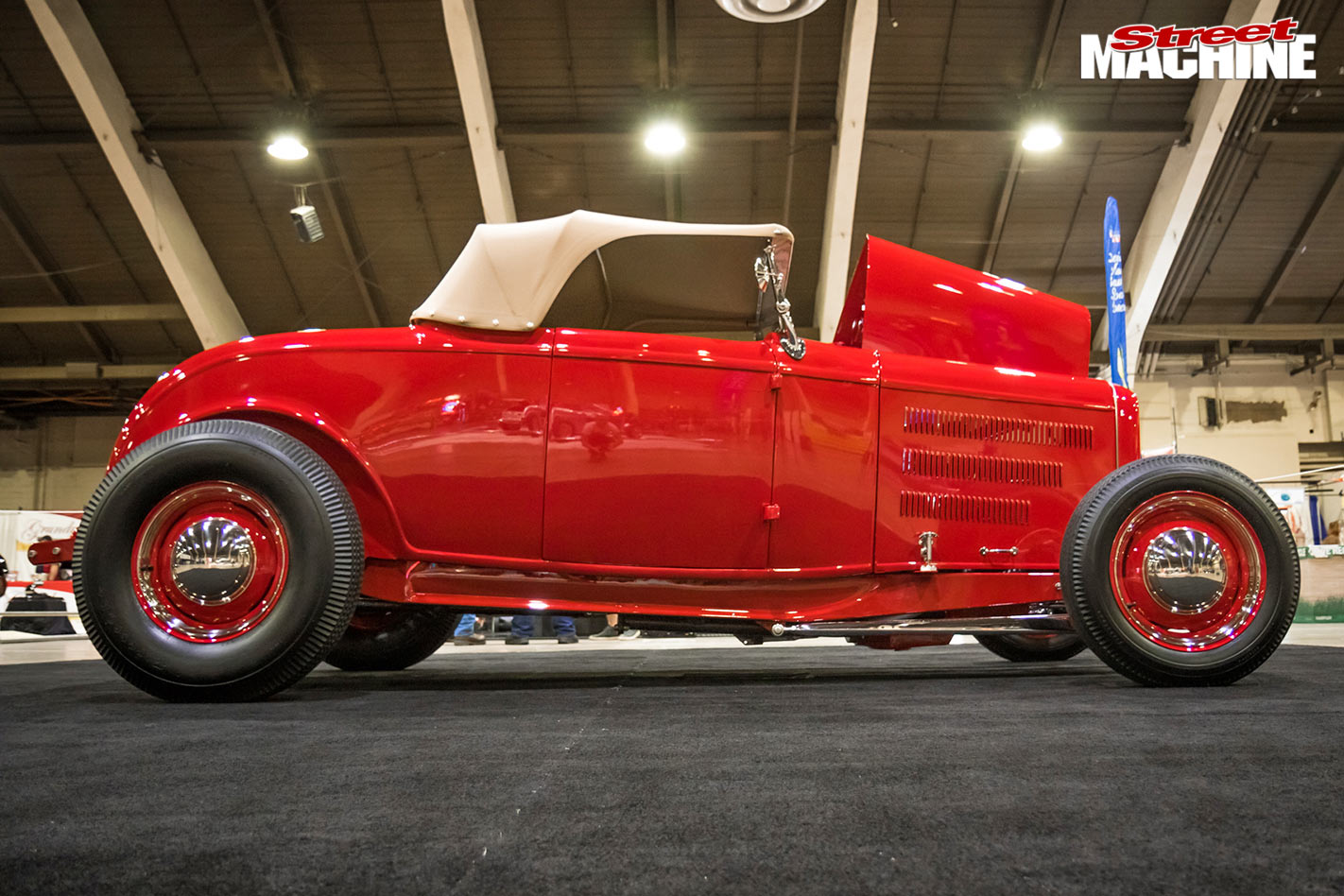 1932 Ford roadster, Little Red