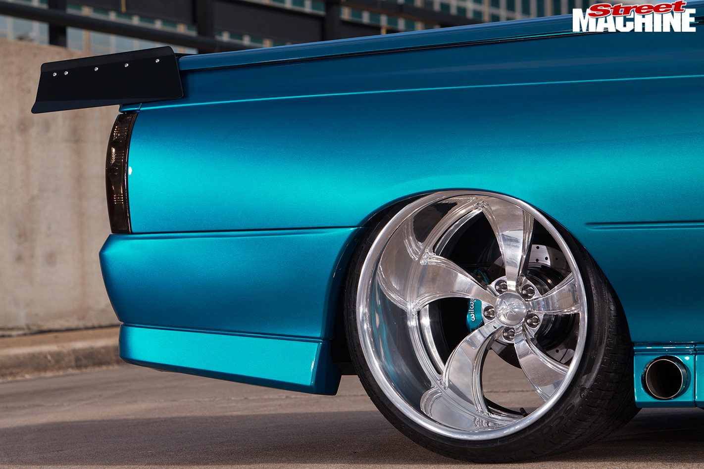 Holden -SS-ute -rear -wheel