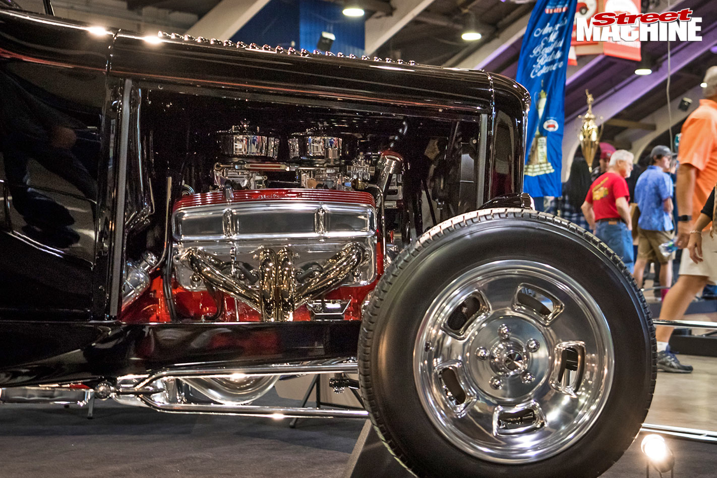 1930 Ford, Double Take
