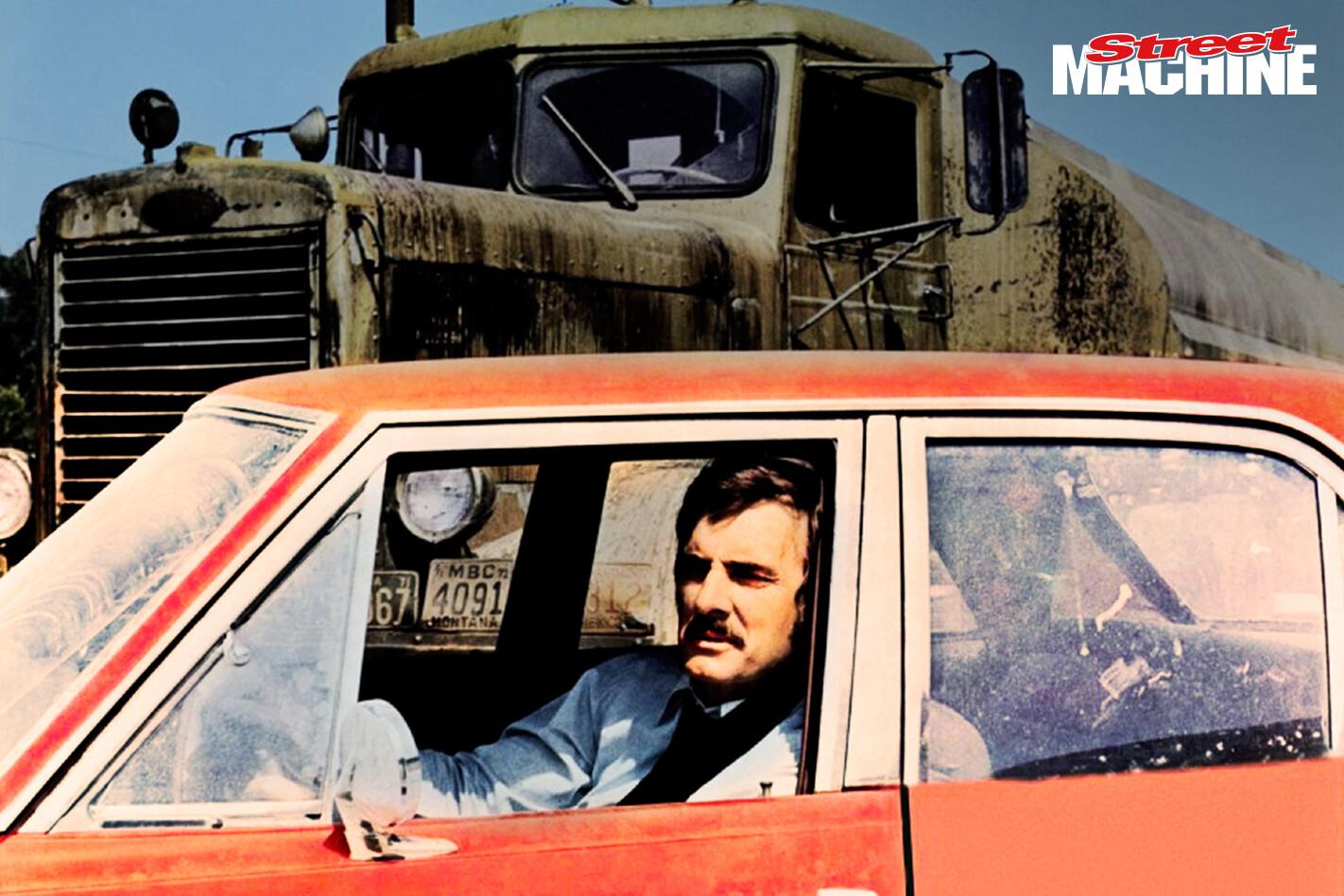 Duel 1971 Movie 4
