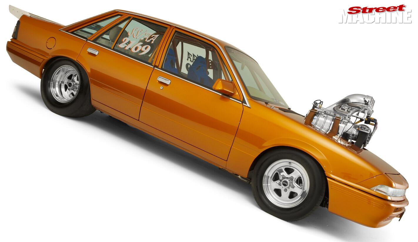 Holden VL Commodore