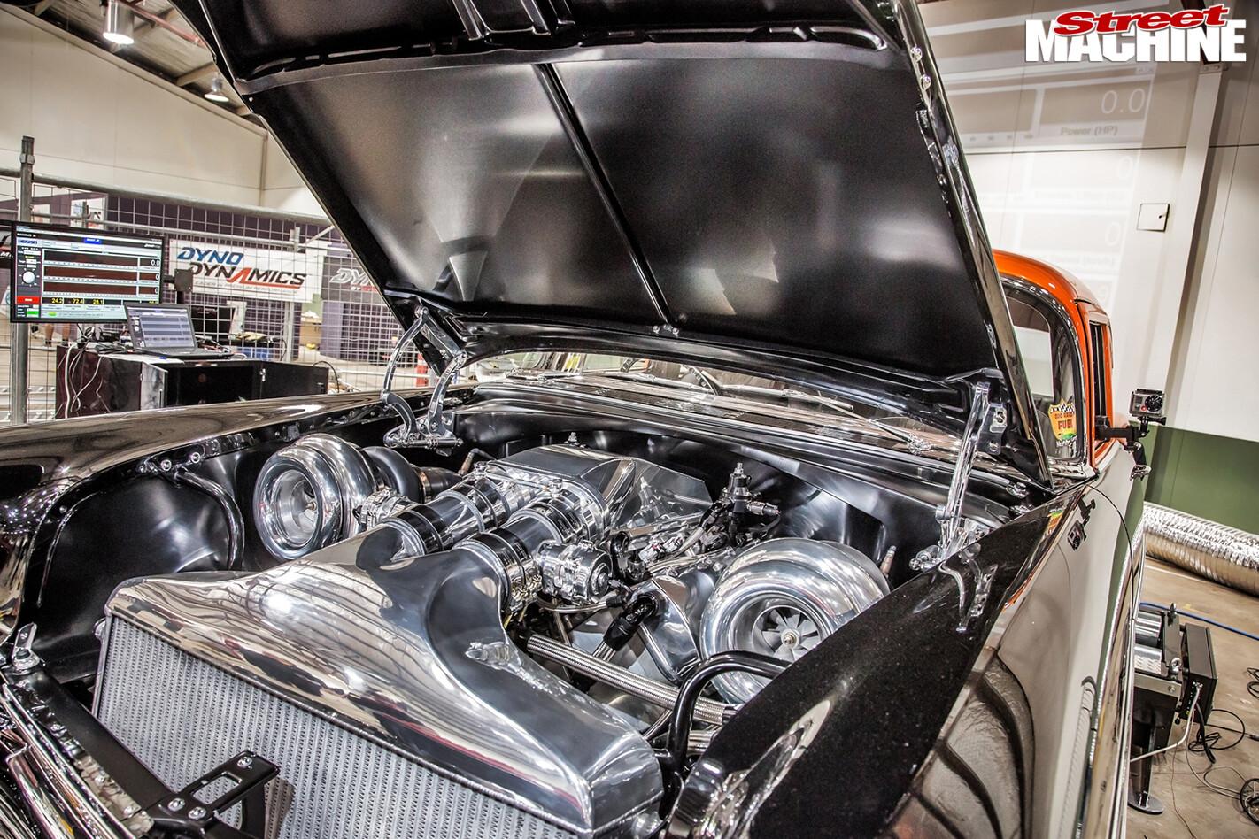 Chevrolet -engine