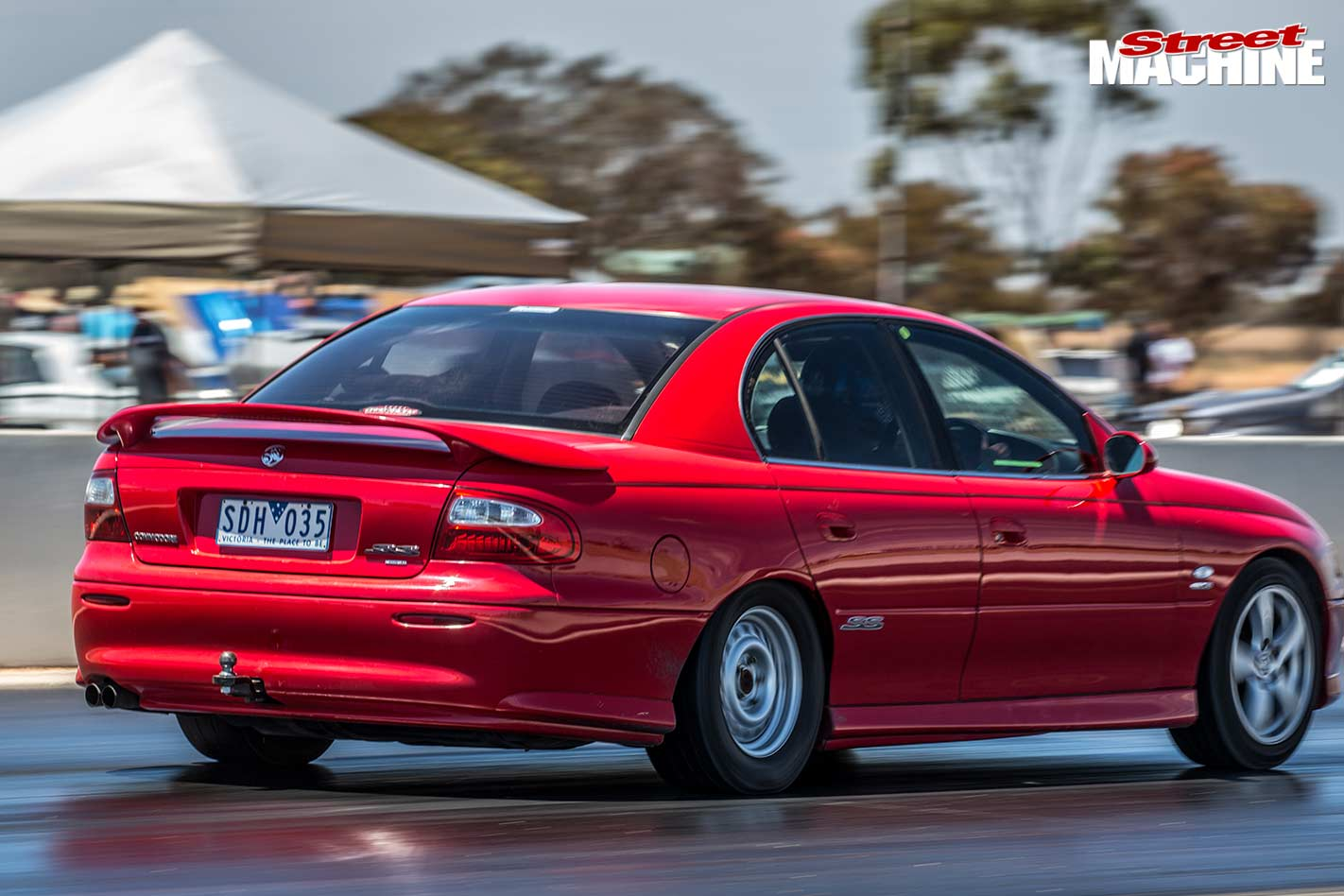 Holden VX Commodore