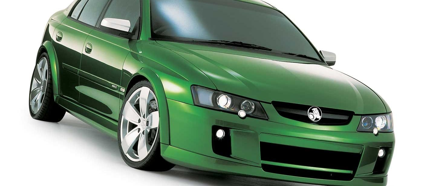 Holden SSX AWD V8 Concept feature