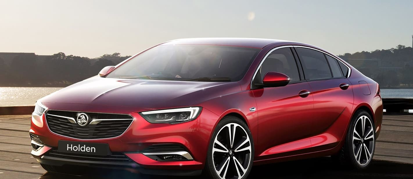 2018 Holden NG Commodore revealed